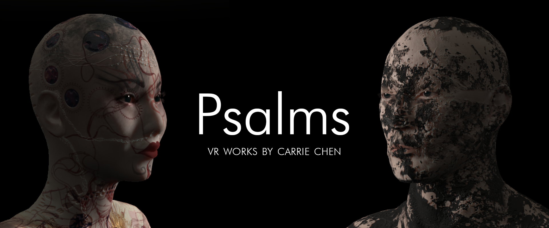 CARRIE CHEN - PSALMS